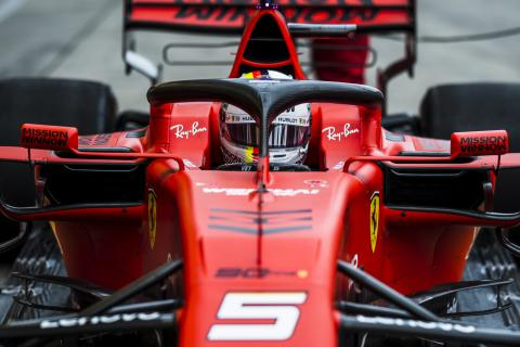 Vettel does not see Suzuka pole as qualifying breakthrough