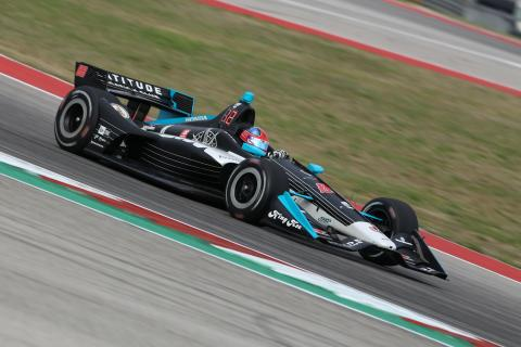 IndyCar rookies impress in COTA qualifying