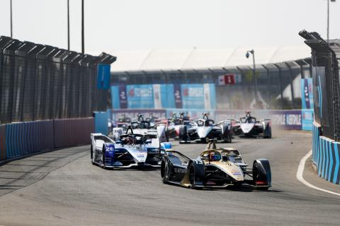2020 Formula E Marrakesh E-Prix - Race Results