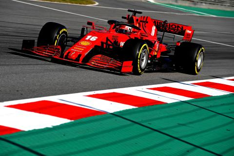 Ferrari also set for private test before 2020 F1 season restart