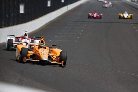 McLaren working on 2019 IndyCar move for Alonso