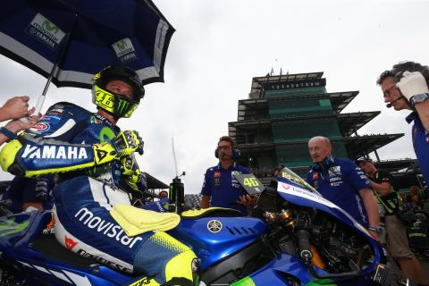 Rossi drops out of MotoGP Virtual Race