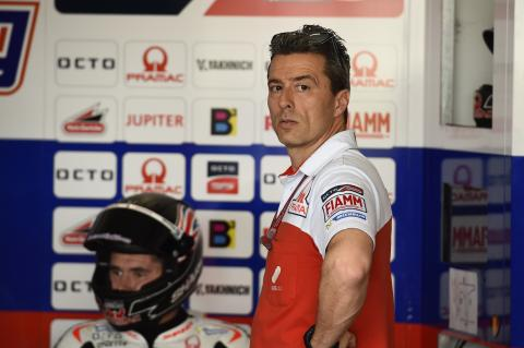 EXCLUSIVE: Francesco Guidotti (Pramac Ducati) Interview