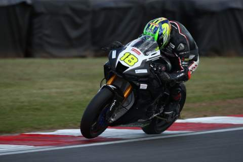 Andrew Irwin DQ'd for Brookes BSB race three incident