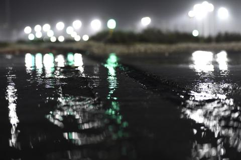 Race Direction explains Qatar wet weather test
