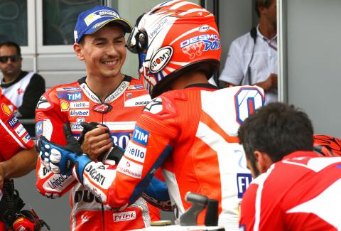 MotoGP Gossip: Lorenzo will be challenging, says Dovizioso