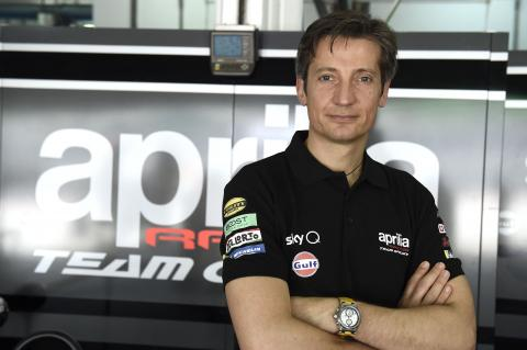 EXCLUSIVE – Massimo Rivola (Aprilia Racing CEO) Interview