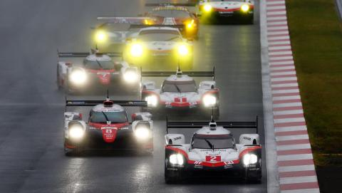 WEC: 'Logical' to change Fuji race date for Alonso