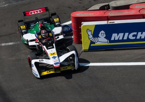 Abt takes redemptive Mexico Formula E victory