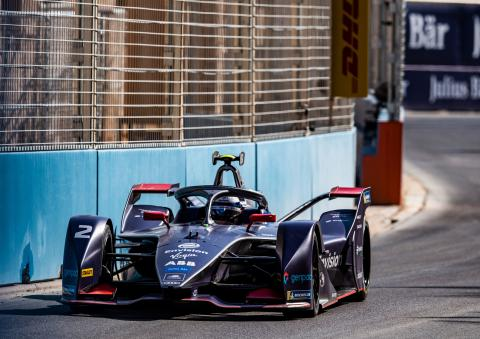 Bird wins Diriyah FE season opener as Porsche, Mercedes hit podium