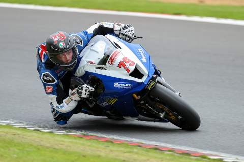 GR Motorsport retains 17-year old Storm Stacey for 2021 BSB