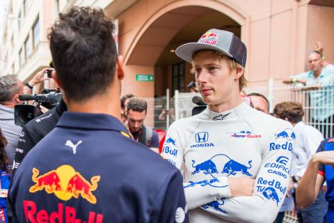 Why Hartley must be given more time at Toro Rosso F1