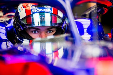 "Pierre Gasly Q&A: ""I'm the first piece in the Honda relationship"""