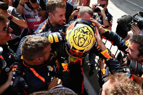 F1 Race Analysis: How Red Bull stole victory in its own backyard