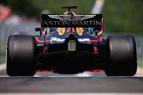 F1 Hungarian GP - Free Practice 1 Results