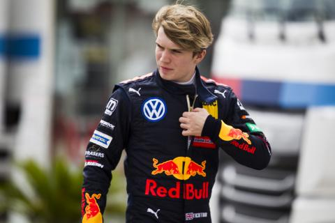 Red Bull F1 junior Ticktum out of Asian F3 title contention