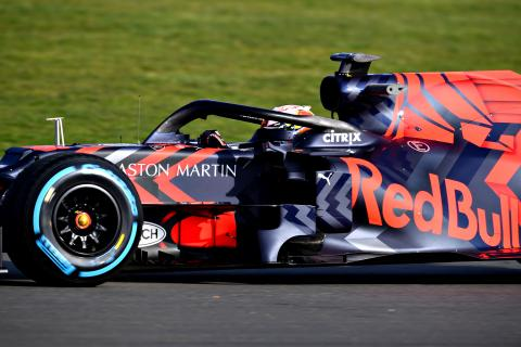Red Bull unveils striking Honda-powered RB15 F1 car