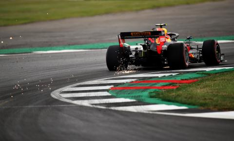 F1 British Grand Prix - FP1 Results