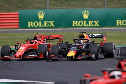 Red Bull not setting win targets for rest of F1 2019