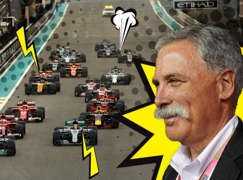 Why big changes in Formula 1 are good for sports fans, brands and digital publishers