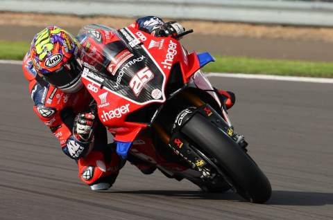 Josh Brookes clinches second career BSB title in emphatic style