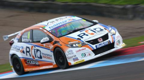 'Dream day' for Butcher after maiden BTCC pole