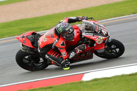 Redding resists Brookes for Donington Park double
