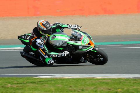 Buchan reels in Brookes to win Cadwell Park opener