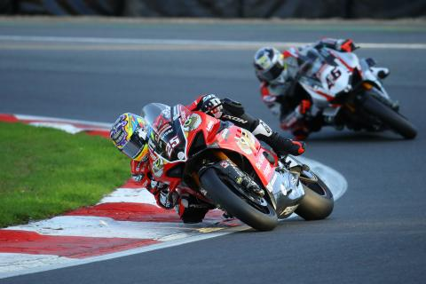 Josh Brookes, Be Wiser Ducati, British Superbike,