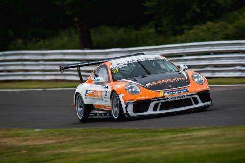 Oulton Park: Qualifying Results