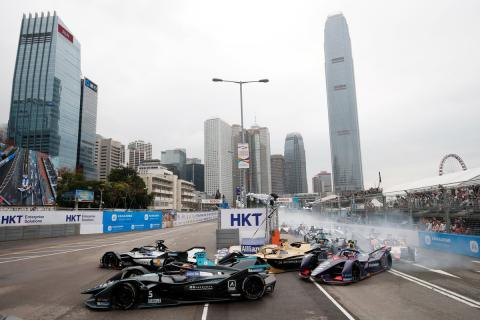 When is Formula E's Sanya E-Prix and how can I watch it?