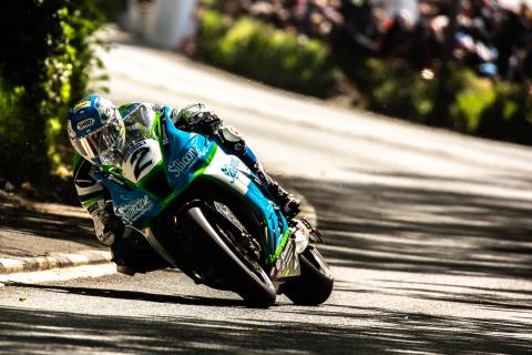 Harrison heads final Senior TT qualifying