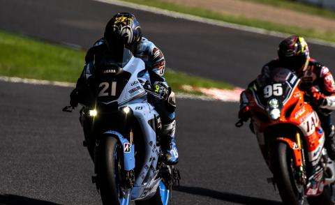 Suzuka 8 Hours - Qualifying 1 Results