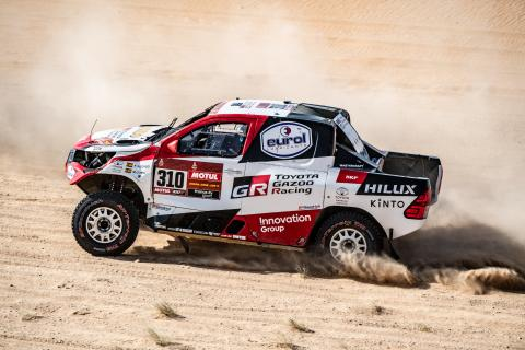 Alonso expecting Dakar Rally return in the future
