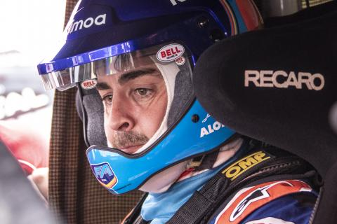 Alonso on Dakar Rally: 'I don't expect to do good there'