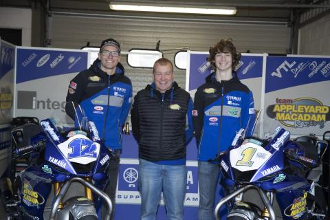 Skinner replaces BSB-bound Kennedy at Integro Yamaha