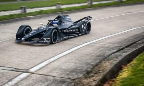 """New S5 Formula E car """"overwhelming"""" in first tests"""