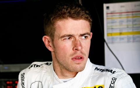 Aston Martin signs ex-F1 driver di Resta to head DTM assault