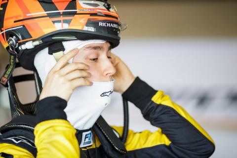 Renault F1 junior Aitken switches to Campos for 2019 F2 season