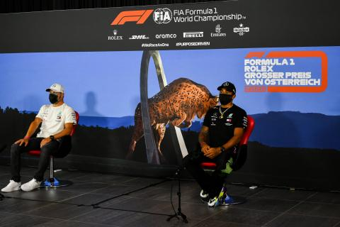 Hamilton expects F1 drivers to make anti-racism stand in Austria