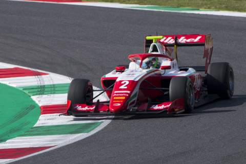 Vesti wins Mugello opener as F3 title fight tightens up