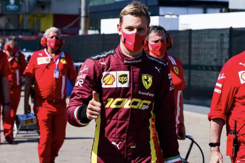 F1 Gossip: Mick Schumacher has 'guarantee' over 2021 seat