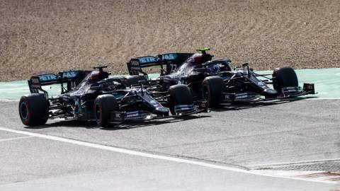 What Mercedes need to wrap up record F1 title in Portugal