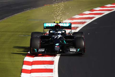 Mercedes identify cause of Bottas' race-ending F1 Eifel GP issue