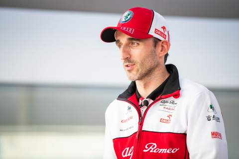 Kubica returns to F1 practice duties for Alfa Romeo at Bahrain GP