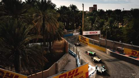 Formula E confirms Saudi Arabia start for 2021 season
