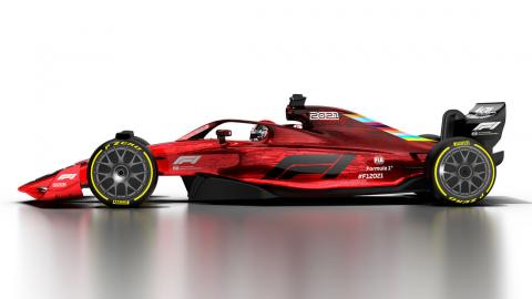 3 cars, customer cars, Super F2: What is F1's alternative future?