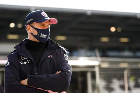 Hulkenberg on standby at F1 Portuguese GP in case Stroll can't race
