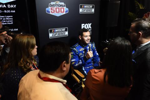 Kyle Larson fired by Chip Ganassi Racing after racial slur