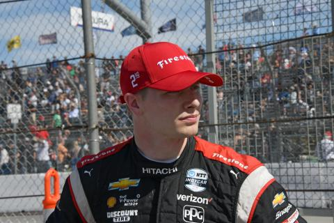 Second place finish pads Newgarden's strong start to 2019
